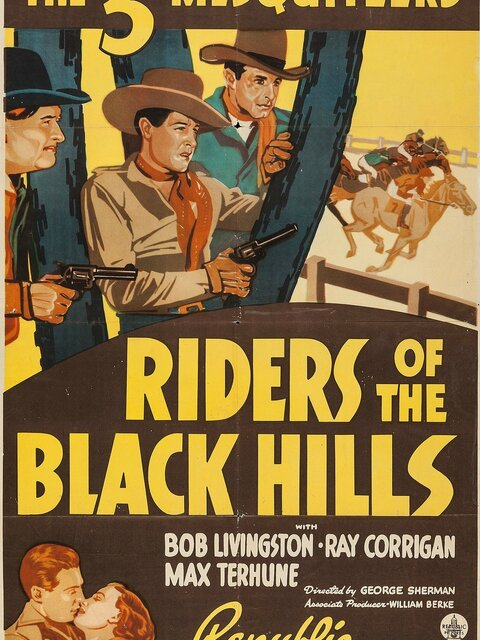 Riders of the Black Hills