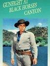 Chevaux à Gunfight Black Canyon