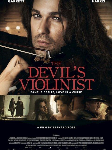 Paganini, le violoniste du diable