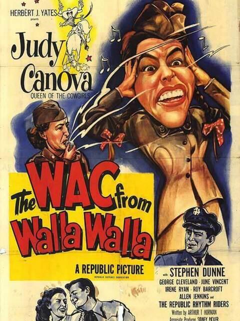 The WAC From Walla Walla
