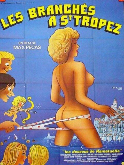 Les branchés à Saint-Tropez