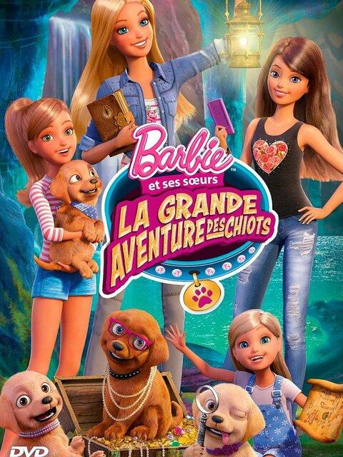 Barbie et ses sœurs : La grande aventure des chiots