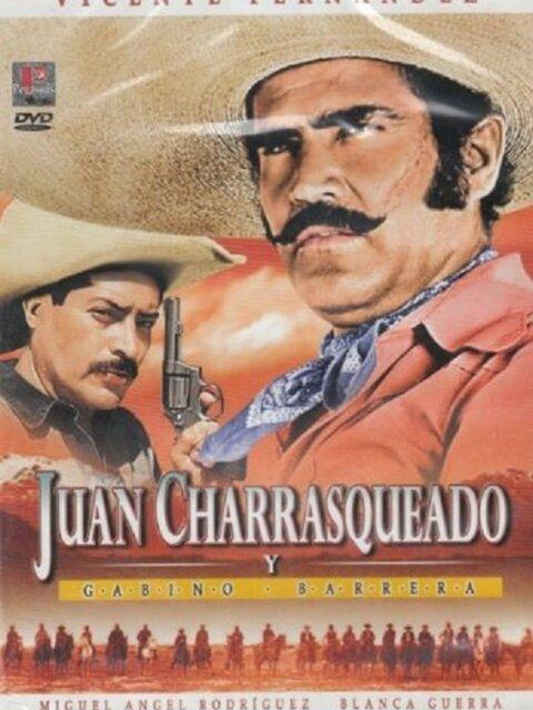 Juan Charrasqueado y Gabino Barrera