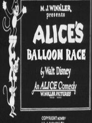 Alice's Balloon Race