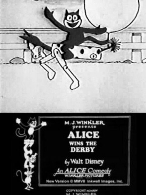 Alice Remporte Le Derby