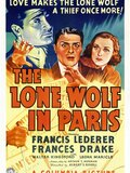 The Lone Wolf in Paris