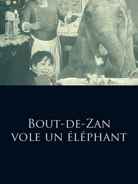 Bout-de-Zan vole un éléphant