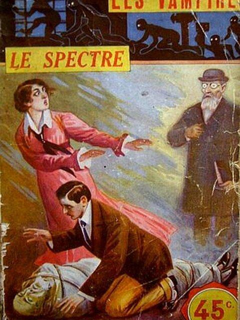 Les Vampires : le spectre