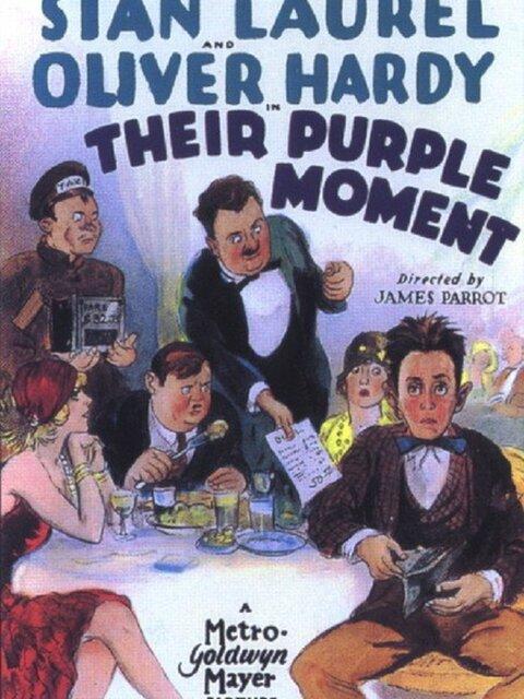 Laurel et Hardy - Un moment d'humiliation