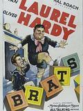 Laurel et Hardy - Les Bons Petits Diables