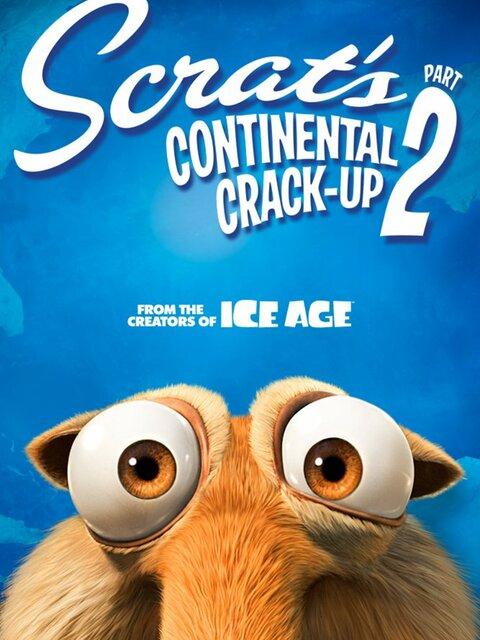 L'Aventure Continentale de Scrat, partie 2