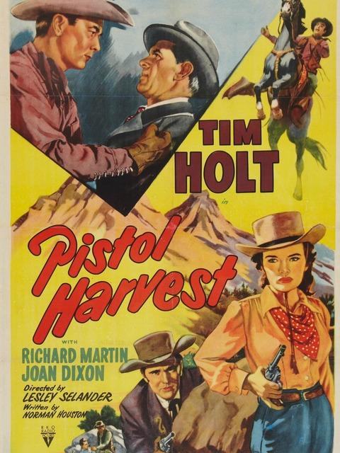 Pistol Harvest