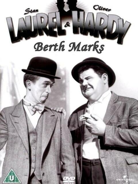 Laurel et Hardy en wagon-lit