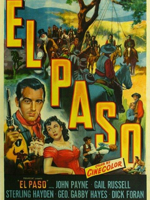 El Paso Ville Sans Loi