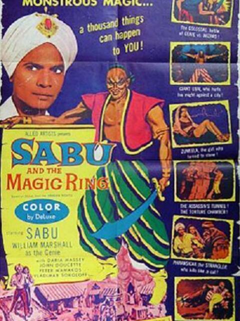 Sabu and the Magic Ring
