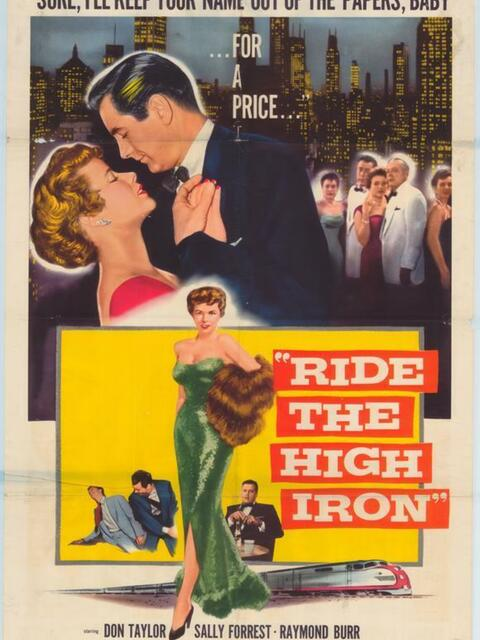 Ride The High Iron