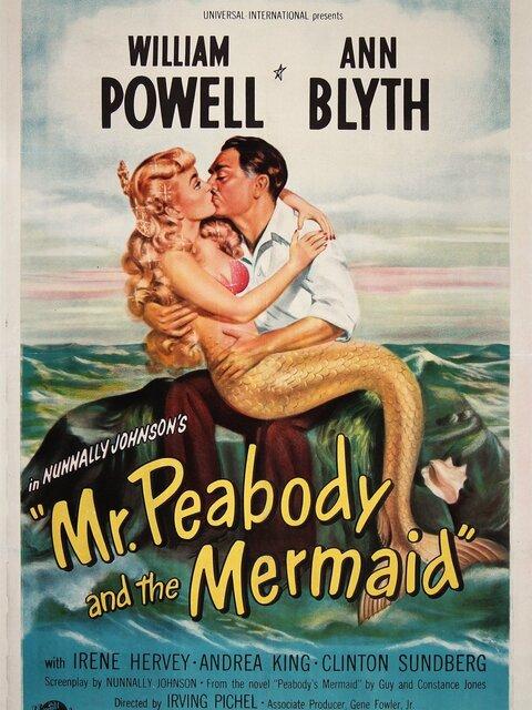 M. Peabody et la sirène