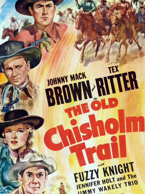 The Old Chisholm Trail