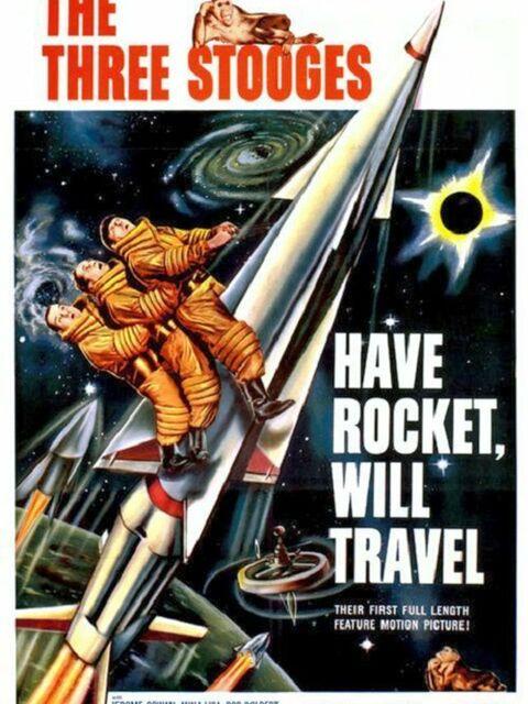 Avez-Rocket, Will Travel