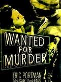 Recherché pour meurtre