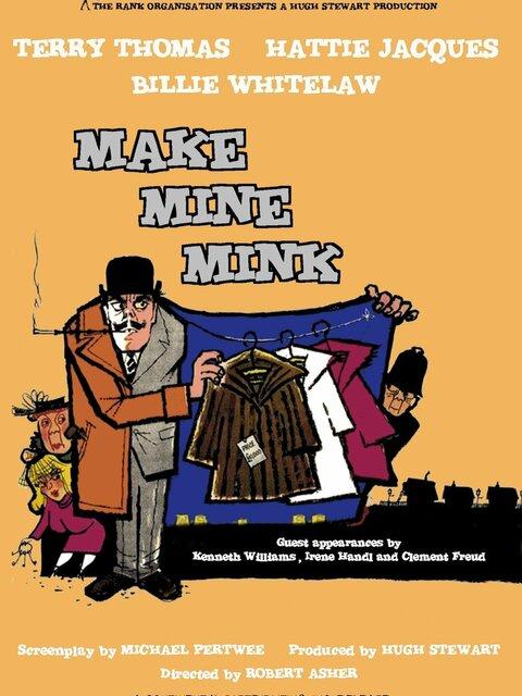Make Mine Mink