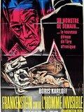 Frankenstein contre l'homme invisible