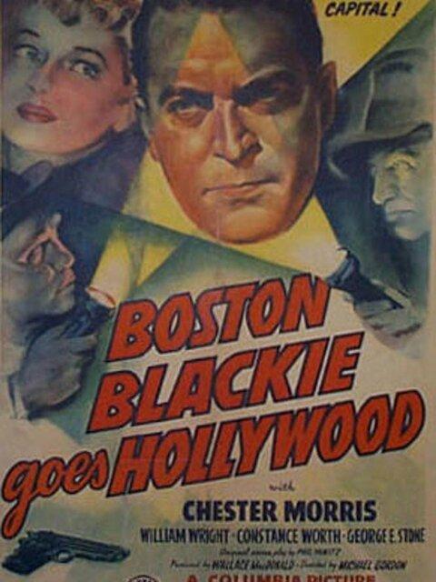 Boston Blackie Goes Hollywood