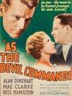 As the Devil Commands