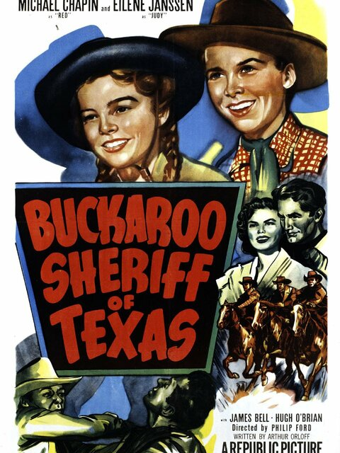 Buckaroo Sheriff of Texas