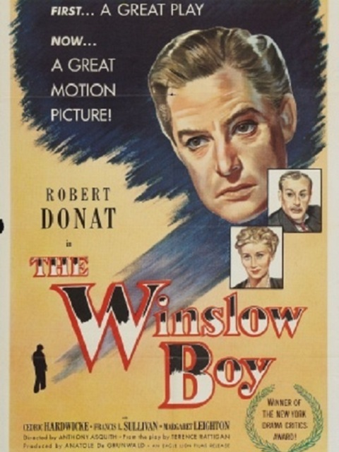Winslow contre le roi