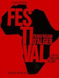 Festival panafricain d'Alger