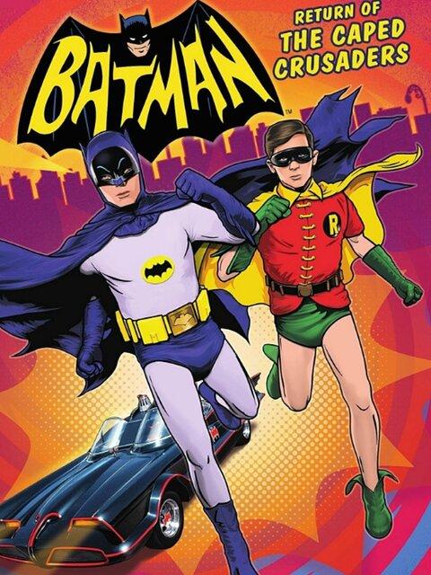 Batman : Le Retour des justiciers masqués