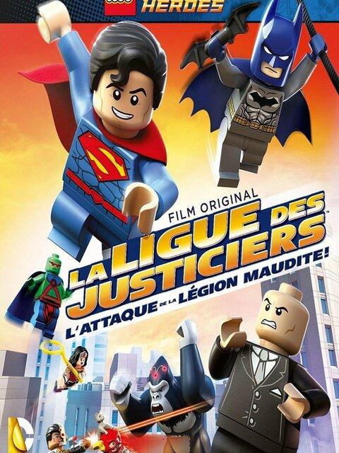 La Ligue des Justiciers - L'attaque de la Légion Maudite