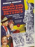 The Cisco Kid Returns