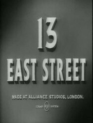 13 East Street