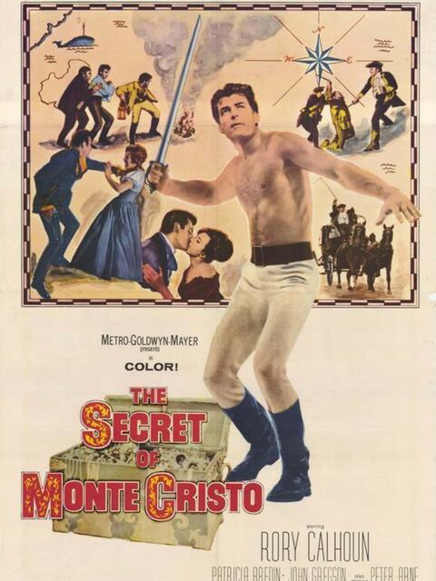 Le trésor de Monte-Cristo