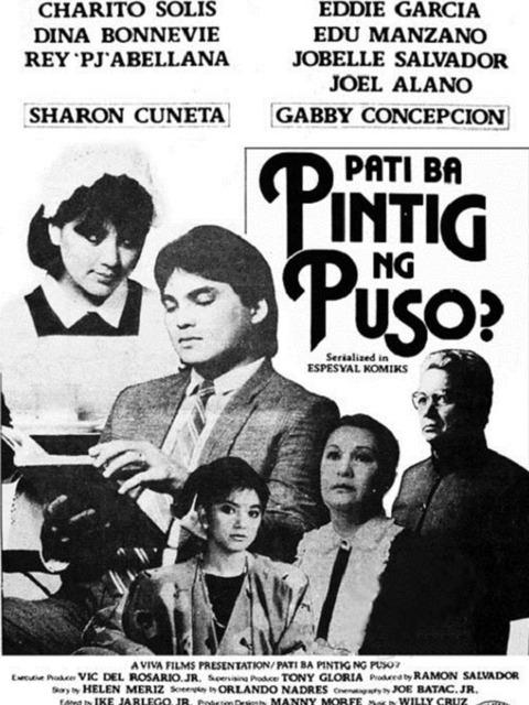 Pati Ba Pintig Ng Puso?, un film de 1985 - Vodkaster