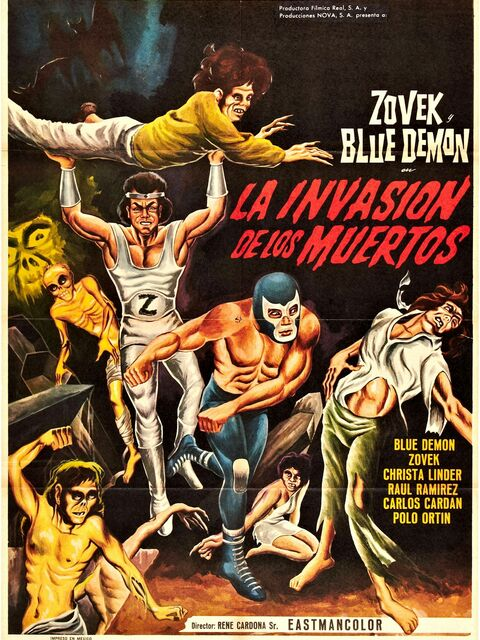The Invasion of the Dead