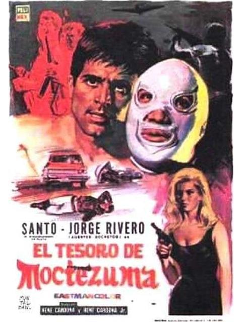 El tesoro de Moctezuma