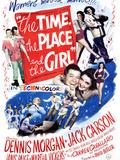 Le temps, la place et la fille