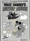 Mickey postier du ciel
