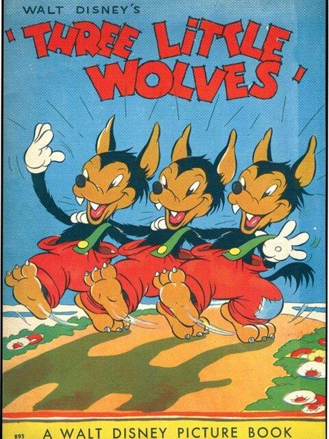 Les Trois Petits Loups