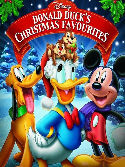 Fêtez Noël avec Donald et ses Amis
