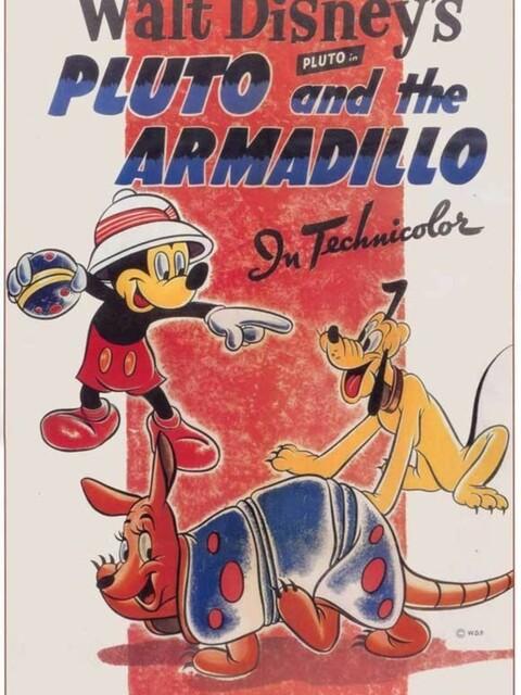Pluto et l'Armadillo