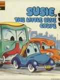 Susie, le petit coupé bleu