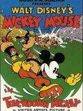Mickey Marque un Essai