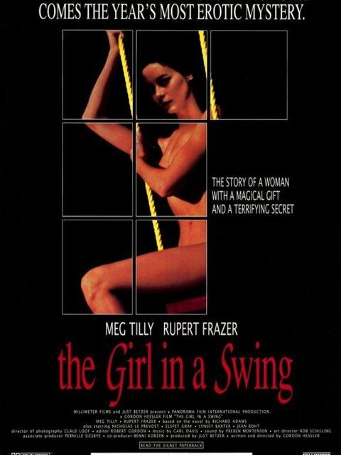 The Girl in a Swing