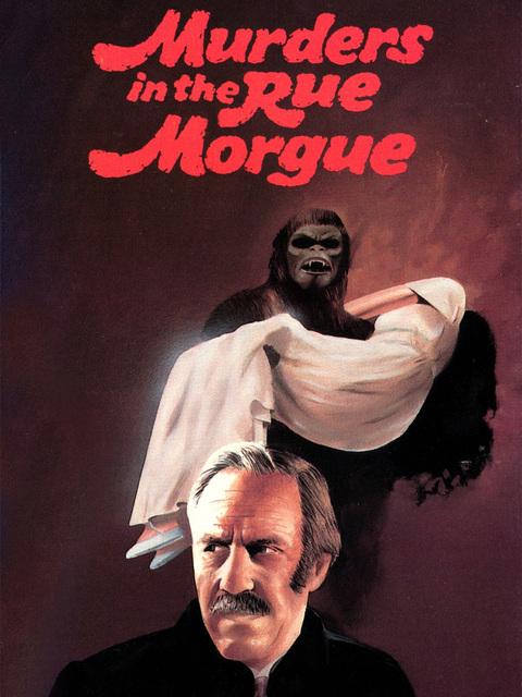 Edgar Allan Poe's Murders in the Rue Morgue