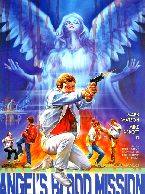Angel's Blood Mission
