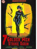 Le grand succès des 7 hommes d'or